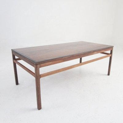 Danish Mid-century Rosewood Coffee table by Søren Willadsen