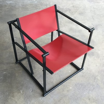 FM61 cubic easychair by Radboud van Beekum for Pastoe