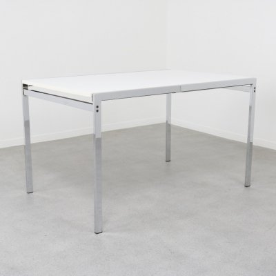 Extendable TU31 dining table by Cees Braakman for Pastoe, 1960s