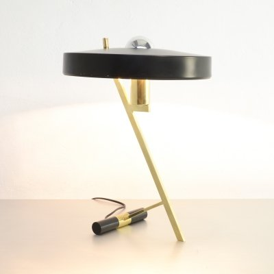 Iconic Desk Lamp by Louis Kalff for Philips