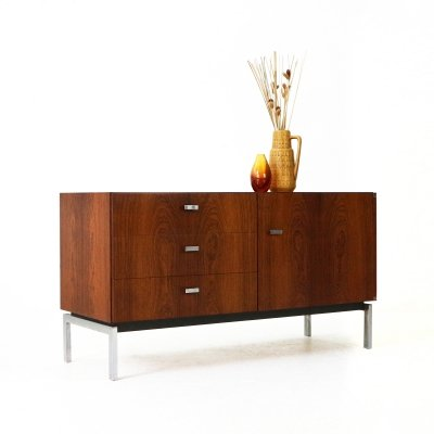 Small 1970s Rosewood Sideboard