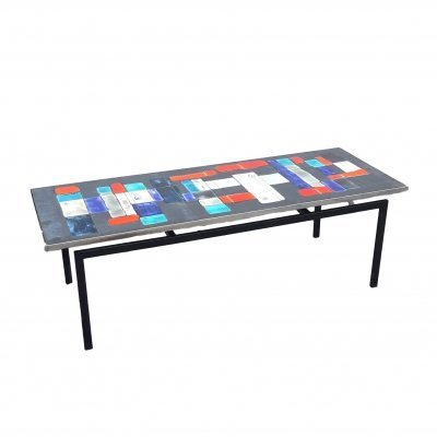 Juliette Belarti coffee table, 1960s