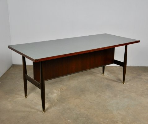Desk by Schirolli Mantova, 1960s