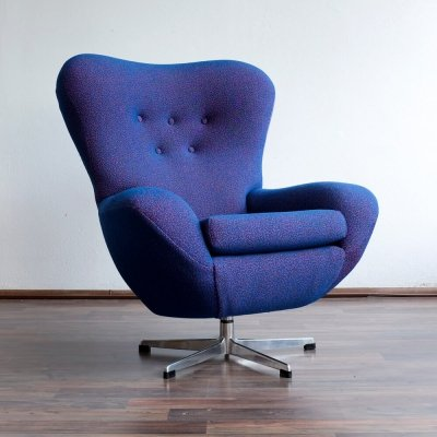 UP Rousínov lounge chair, 1970s