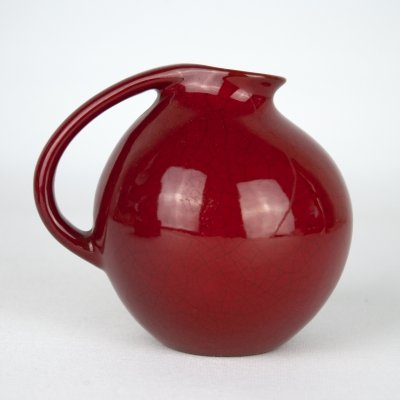 Vase by Friedland Glatzle for Majolika Karlsruhe, 1950s