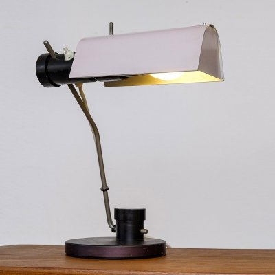 German Democratic Republic Desklamp in Pale Pink