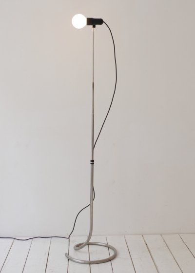 Extending floor lamp by Martinelli Luce, 1960s