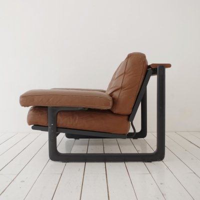 Grand Italia arm chair by De Pas, D'Urbino & Lomazzi for Zanotta, 1980s