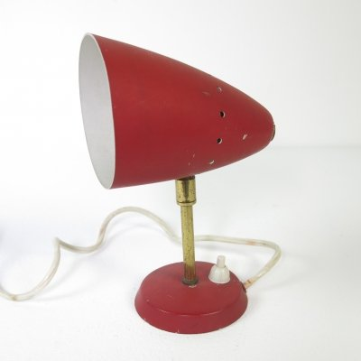 Small wall lamp, 1950s