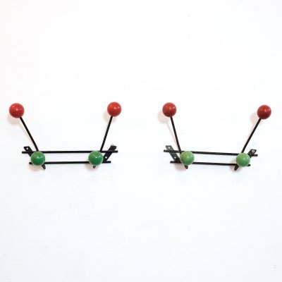 Four hangers coat rack from the 1960's-1970's