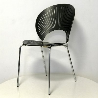 Trinidad chair model 3298 by Nanna Ditzel for Fredericia, 1990s