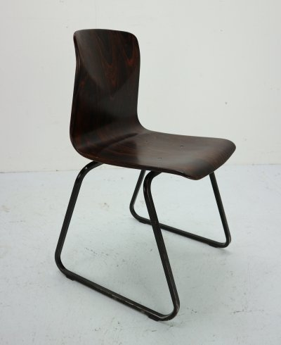 Large Stock of Industrial Vintage Chairs by Pagholz, 1970s