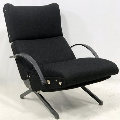 P40 Loungechair by Osvaldo Borsani for Tecno, 1950s