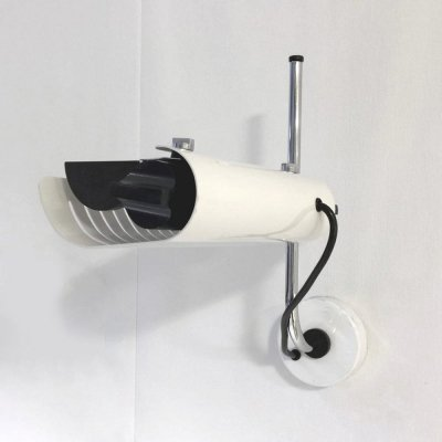 Joe Colombo Wall lamp 'Alogena Model 761' by Oluce