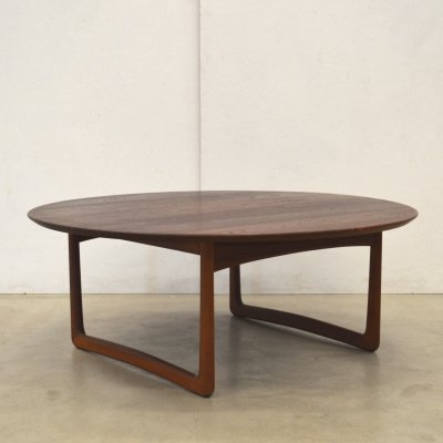 FD 10/50 coffee table by Peter Hvidt & Orla Mølgaard Nielsen for France & Daverkosen, 1950s