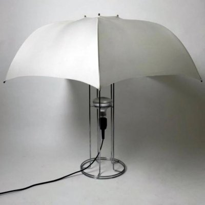 Umbrella desk lamp by Gijs Bakker for Artimeta, 1970s