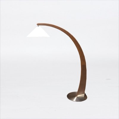 Luna floor lamp by Natuzzi, 1990s