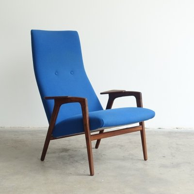 'Ruster' easychair by Yngve Ekstrom for Pastoe, Holland 1960