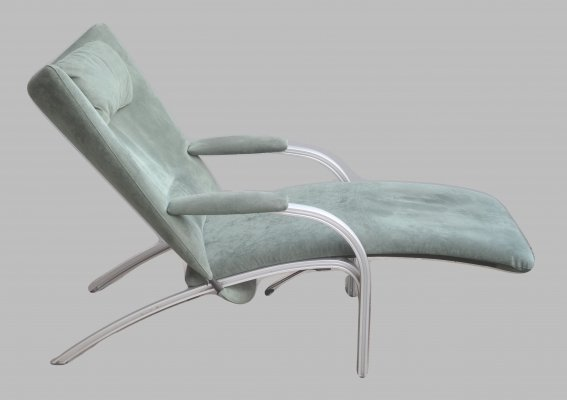 2 x WK Spot 698 lounge chair by Stephan Heiliger for WK Wohnen, 1980s