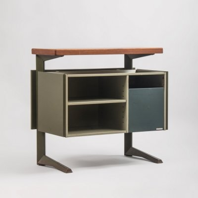 Sideboard by Daciano da Costa for Metalurgica da Longra, 1960s