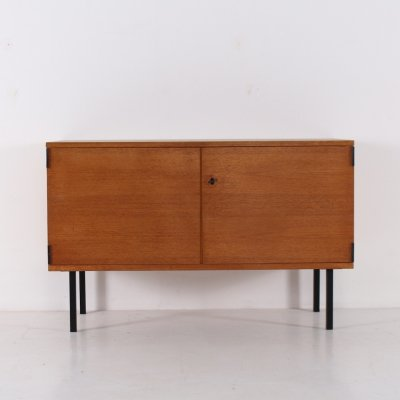 Modernist & minimalist 'Twen series' sideboard by Günter Renkel for Rego