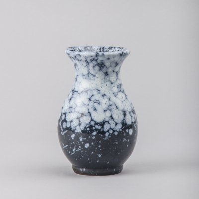 Small Fat Lava Vase from Bay Keramik, 1970s