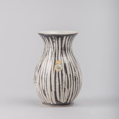 Small Fat Lava Vase from West Germany, 1970s