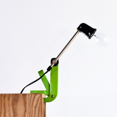 Adjustable clip on lamp 951/234 by Neckermann Germany, 1960s