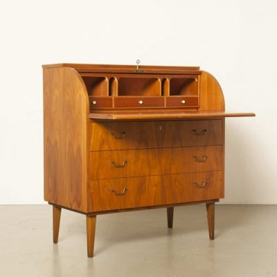 Writing desk by Egon Ostergaard for Svensk Mobelindustri, 1970s