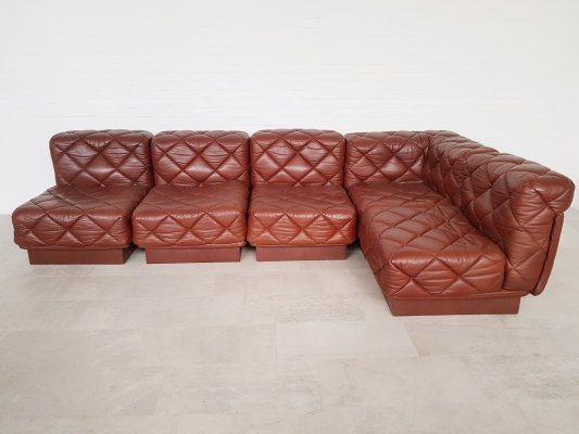 Rhombos Lounge set from Wittmann, 1970s
