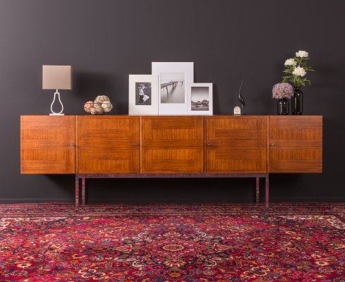 Rosewood sideboard by WK Möbel, Germany 1960s