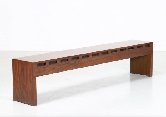 Bench by Giuseppe Rivadossi, 1935