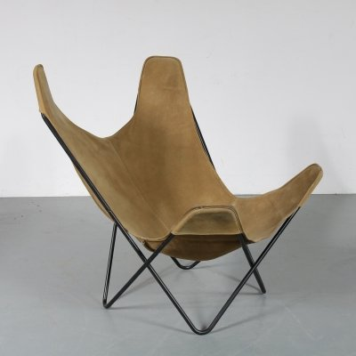 Butterfly chair by Jorge Ferrari-Hardoy by Knoll International, 1960s