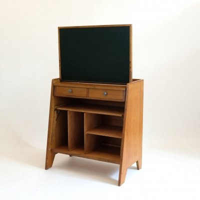 Writing desk by Raclem, France 1950s