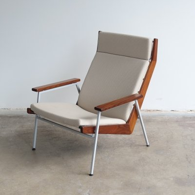 1611 Lotus arm chair by Rob Parry for Gelderland, 1950s