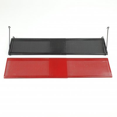 Extreme rare adjustable shelves by Mathieu Mategot for Artimeta, 1950s