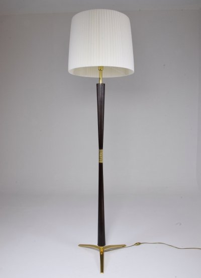 Italian Midcentury Floor Lamp by Stilnovo, 1960s