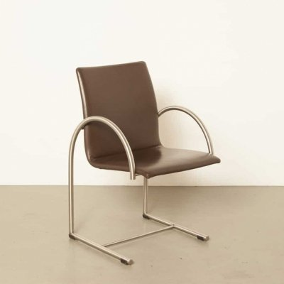 6 x Cirkel-1 dining chair by Pierre Mazairac & Karel Boonzaaijer for Metaform, 1970s