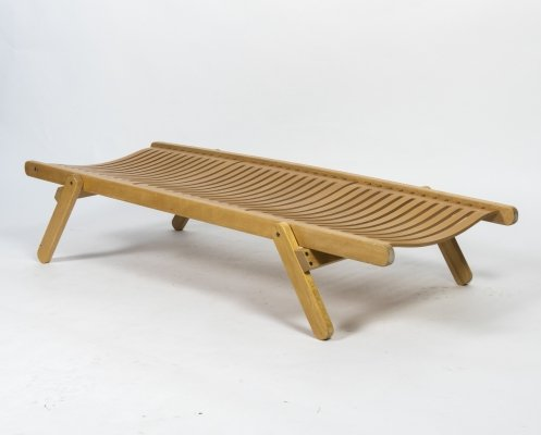'Rex' Foldable Daybed by Niko Kralj for Stol Kamnik, 1957