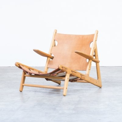 Børge Mogensen 'Hunting Chair / model 2229' for Fredericia Stolefabrik, 1950s