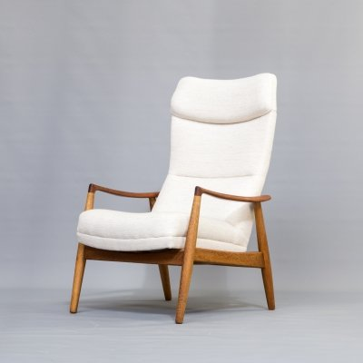50's Madsen & Schubell 'Tove' chair for Bovenkamp