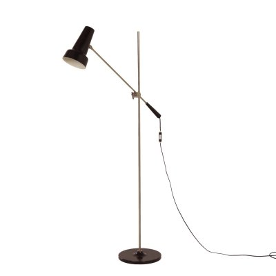 Floor Lamp Model 329 by Willem Hagoort, 1960s