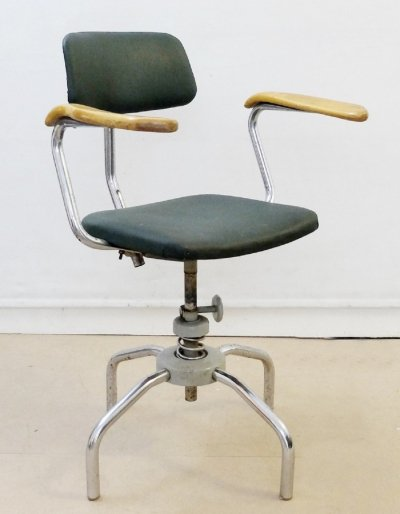 ERO Office Chair, Norway 1950s