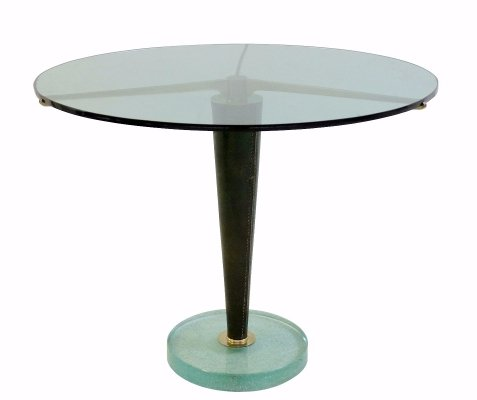 Rare Side Table designed for The Arredoluce Showrooms, 1950s