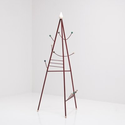 Rare & hard to find Jean Miro inspired coat stand