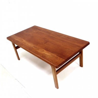 Danish design vintage side table by Niels Bach