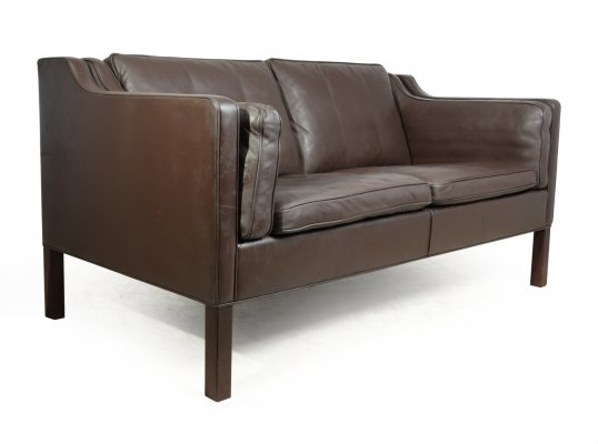 Original Mid Century Sofa by Borge Mogensen for Fredericia