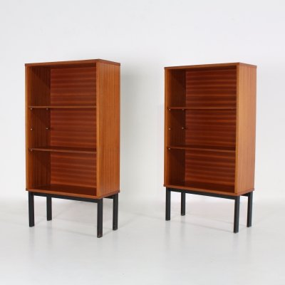 Pair of cabinets by Pierre Guariche for Meurop, 1960s