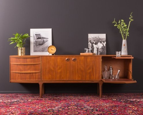 Scottish sideboard by McIntosh from the 1960s