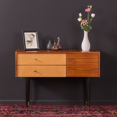 German chest of drawers/bedside table, 1950s